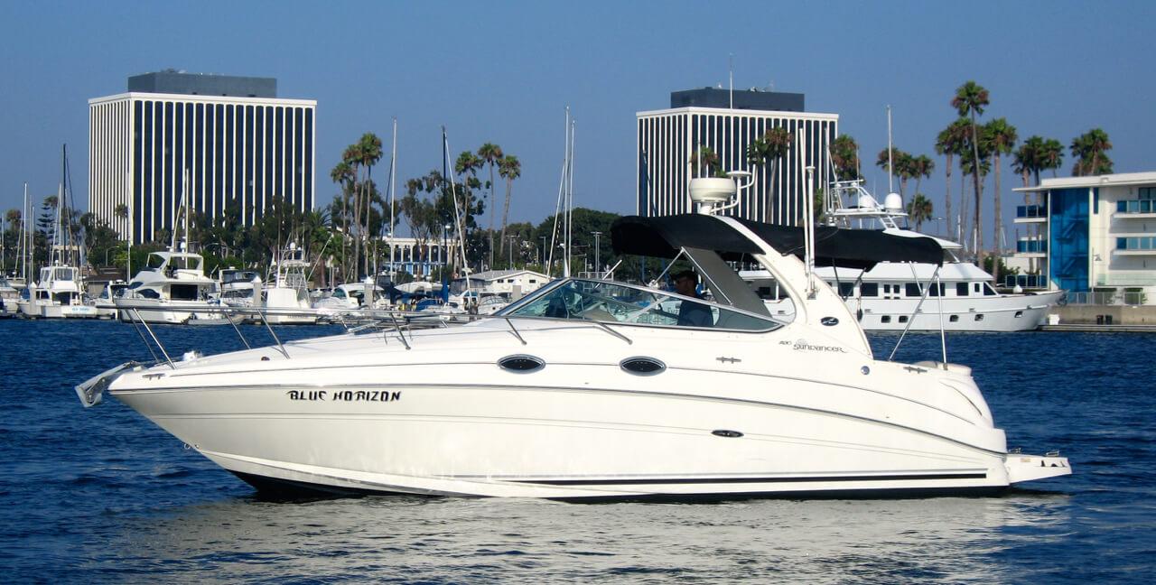 marina del rey yacht boat charter renter los angeles coastline